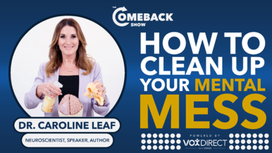 How to Clean Up Your Mental Mess