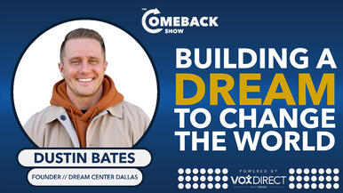 Building a Dream to Change the World