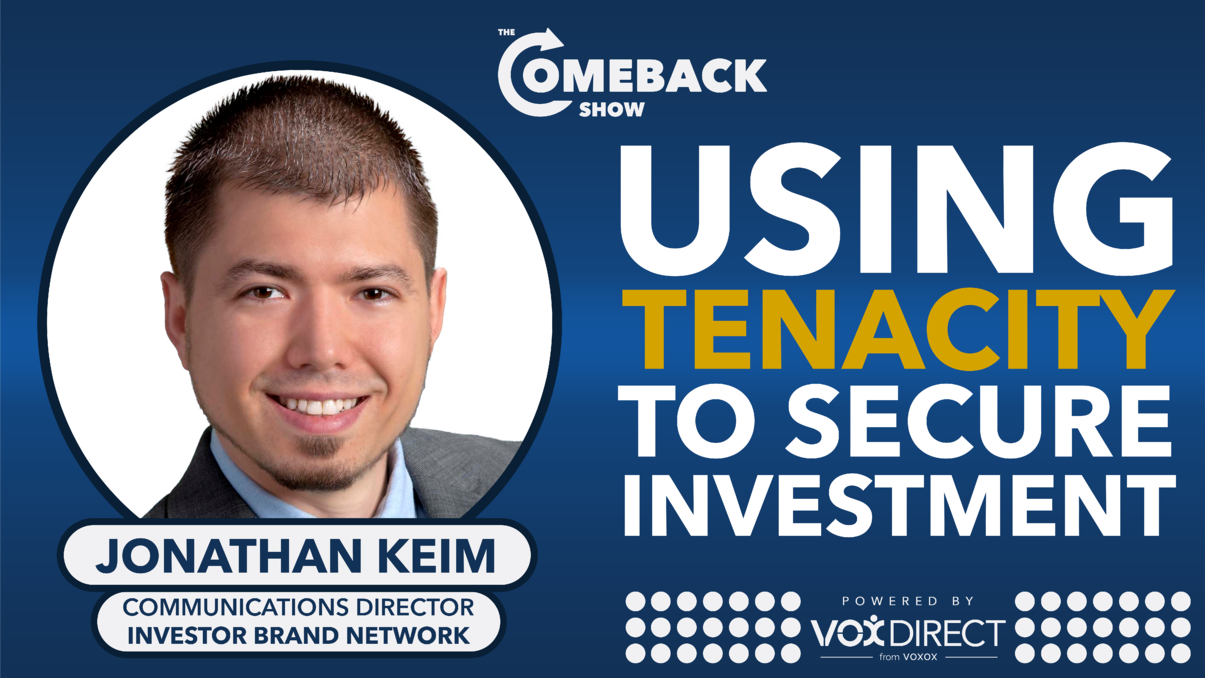 Using Tenacity to Secure Investment