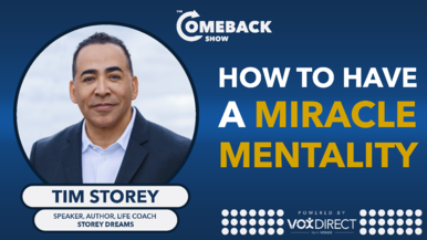 How to Have a Miracle Mentality