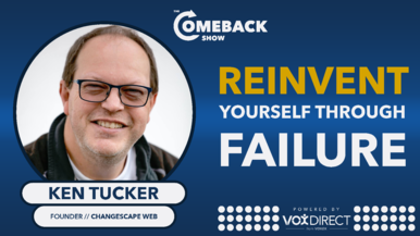 Reinvent Yourself Through Failure